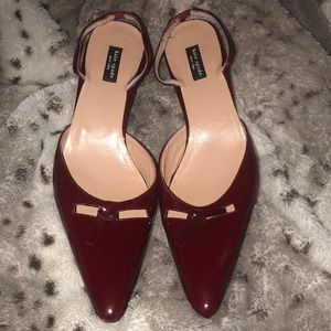 Kate Spade Pointed Toe Small Heels
